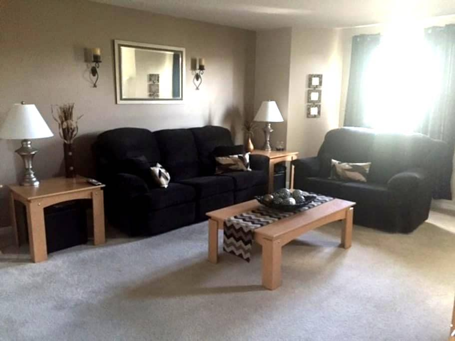 Furnished private bed/bath in townhome - Harrisburg - Sorház