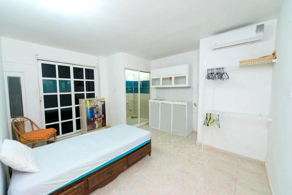 Studio super close to Down town - Cartagena - Appartement