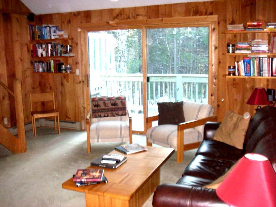 2 Bedroom Condo 2.5 miles from Mount Snow - Wilmington - Apto. en complejo residencial