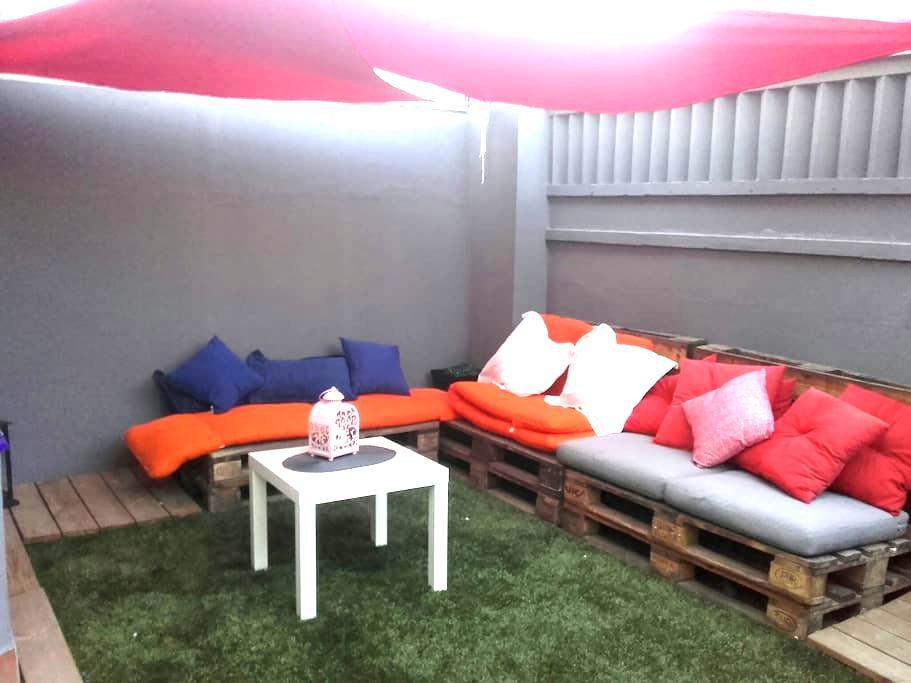 Apartamento/Unifamiliar chill out - Chiclana de la Frontera - Reihenhaus