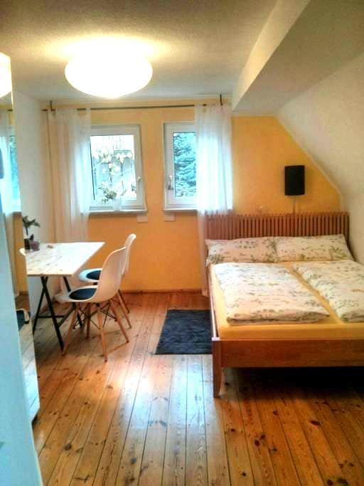 Gelbes Zimmer - mit Frühstück - Obernbreit - Bed & Breakfast