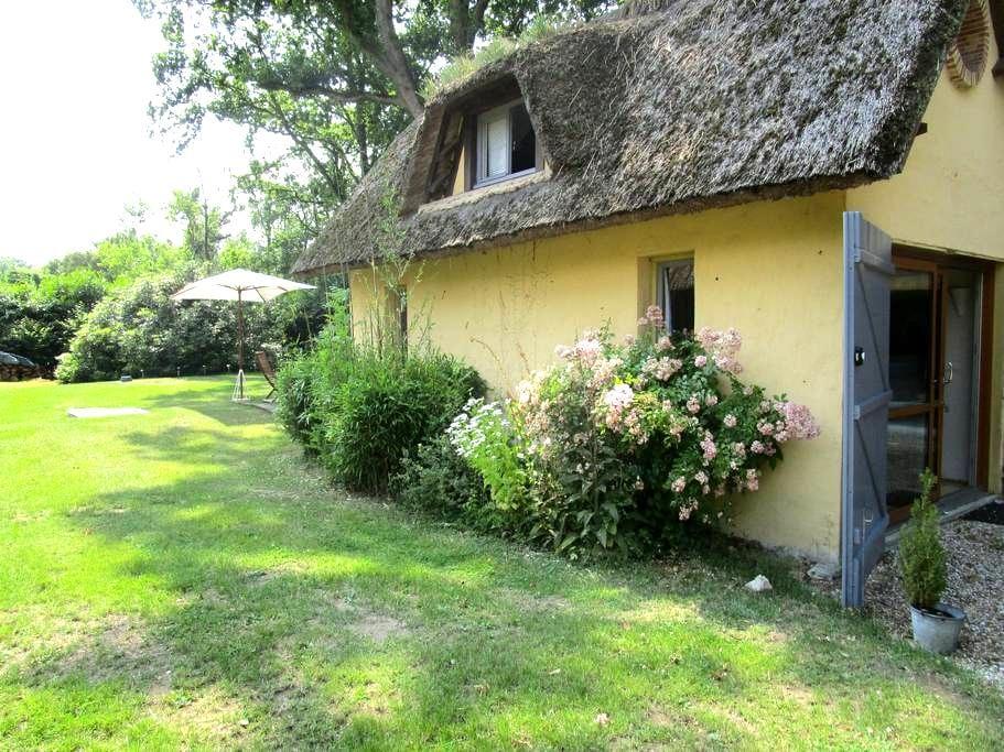 La P'tite Jaumière - Fatouville-Grestain - บ้าน