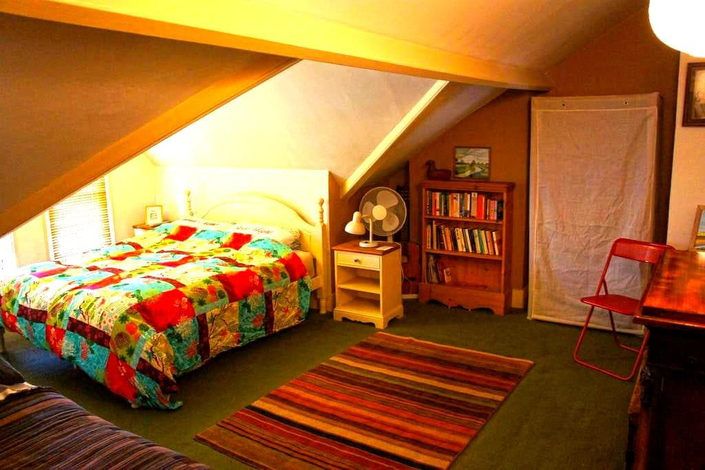 The Room in the Attic - Norwich - House
