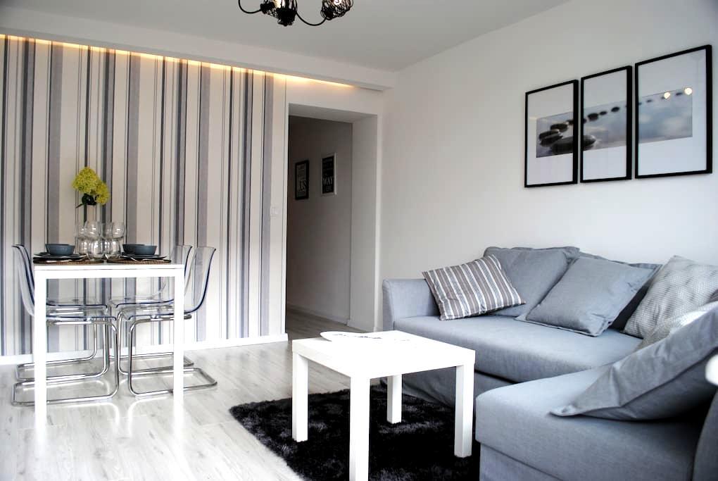 Apartament 1 Maja CENTRUM - Koszalin