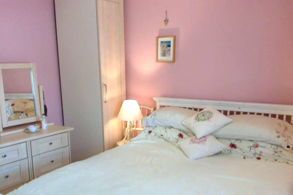 Double Room with own bathroom  - Wells - Penzion (B&B)