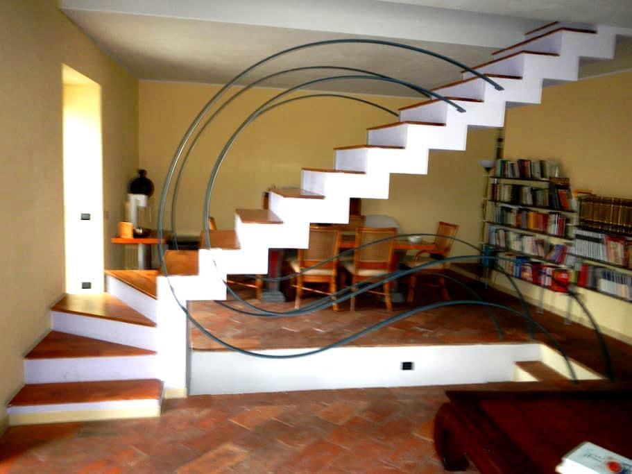 splendida casa sui colli di Bergamo - Bergamo - Huis
