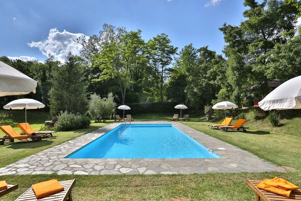 Casa Acqua- Tuscan House - Terranuova Bracciolini - Apartment