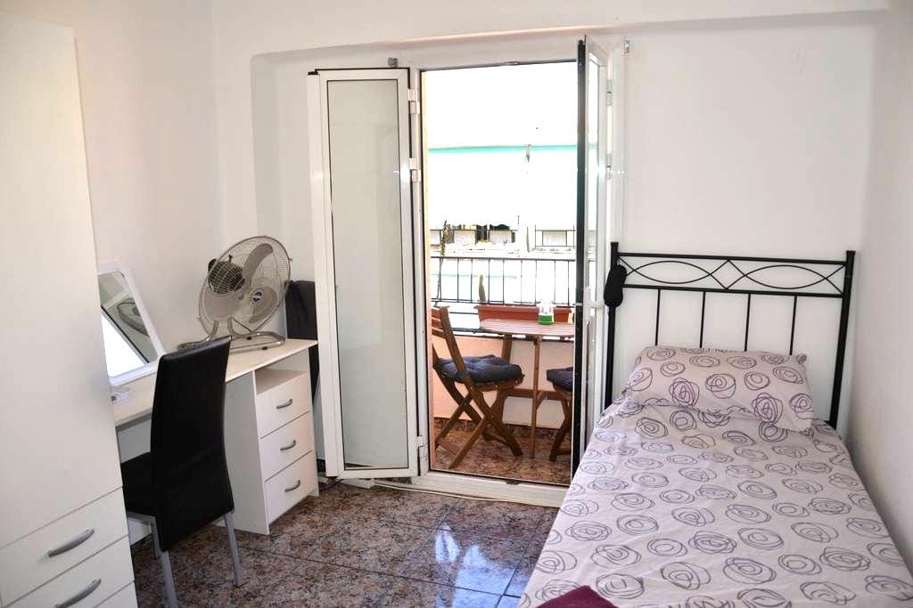Lively Benimaclet ,easy reach of City Centre/Beach - Valencia - Wohnung