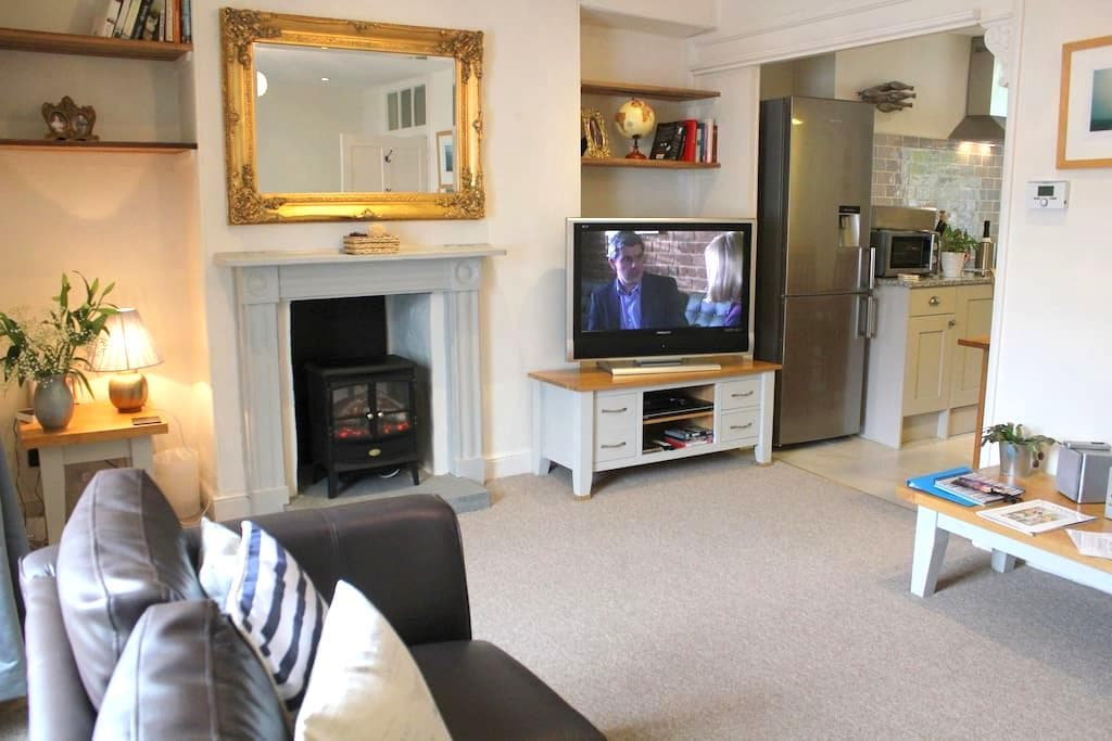 The Admiral's Suite, Shaldon, Devon - Shaldon - Квартира