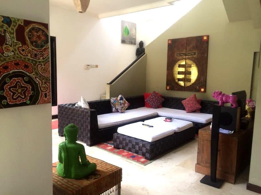Double Room - private villa, Umalas - North kuta - Villa