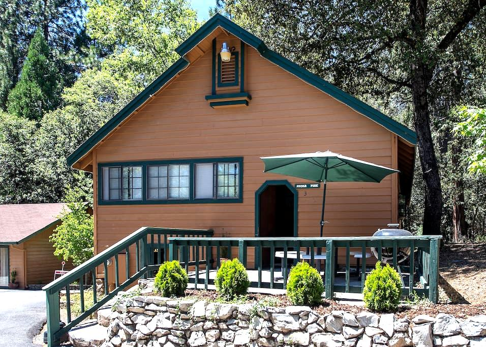 The Lazy Z Resort- Sugar Pine #3 - Twain Harte