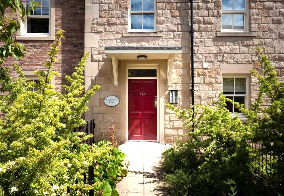 Two bedroom apartment with en-suite & shower room - Morpeth - Apartment