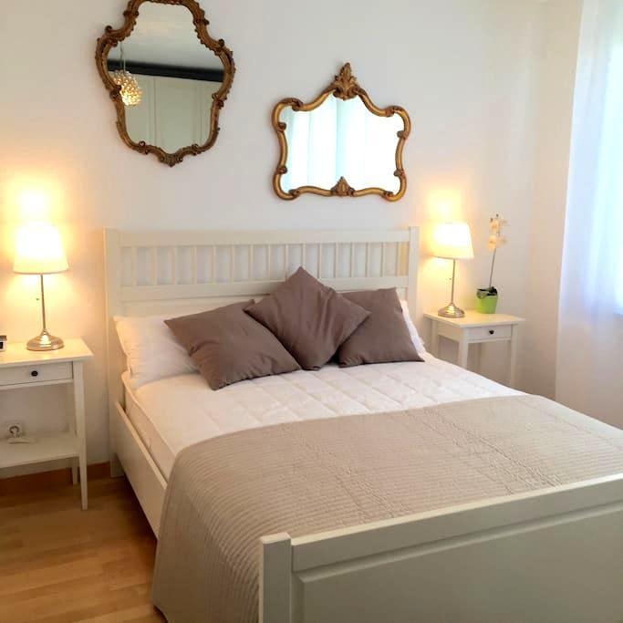 Schöne ,ruhige Ferienwohnung in Freising - Freising - Apartament