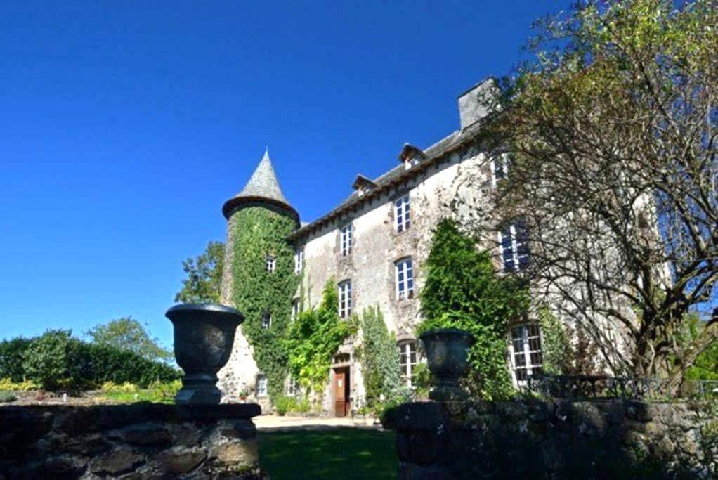 Château de Taussac - Mur-de-Barrez