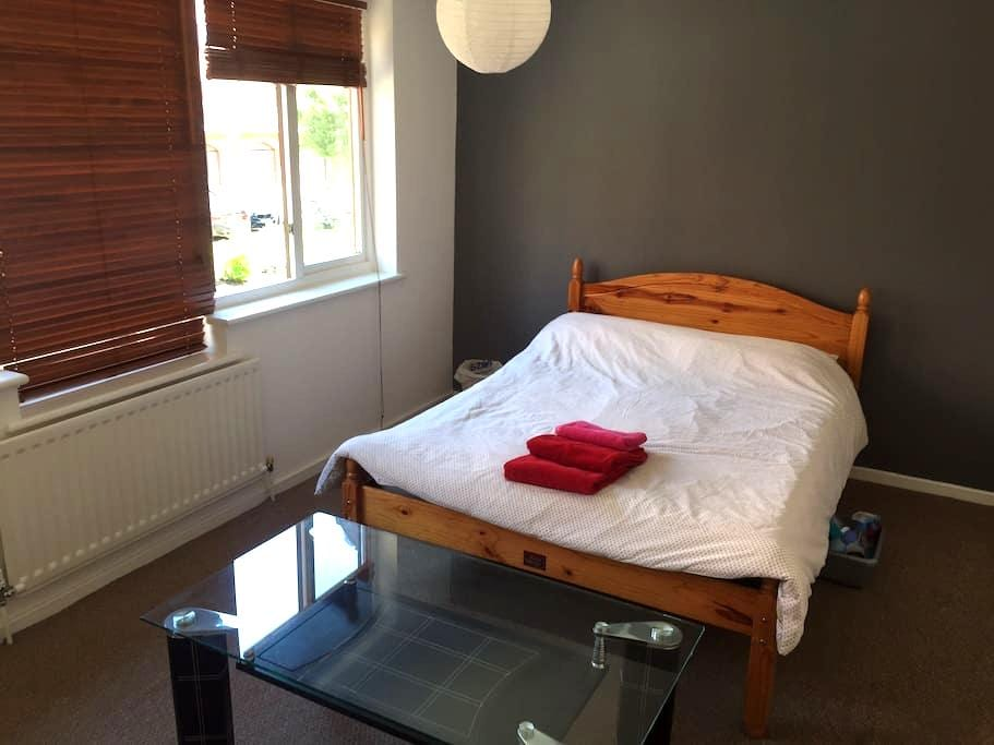 Large Double Room Canary Wharf - Londres