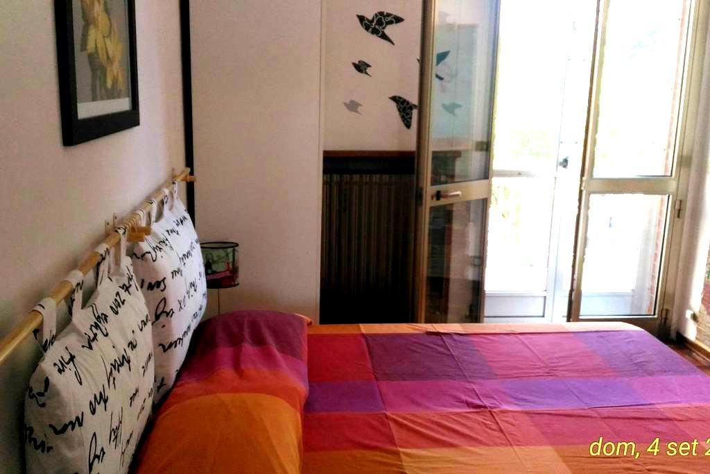 Room with Balcony in Santarcangelo - Santarcangelo di R. - Huoneisto