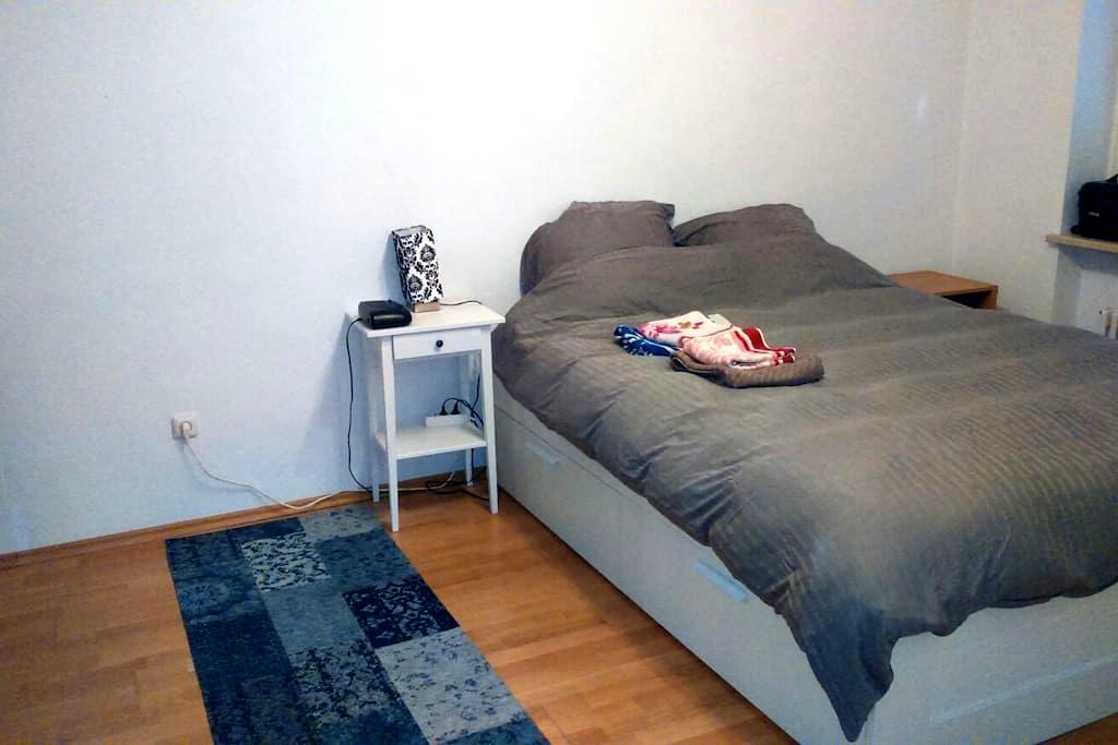 Helles Zimmer - wie zuhause! - München - Apartment