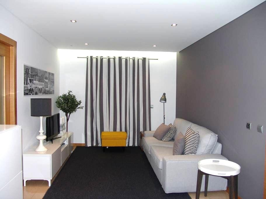 Hello Coimbra. Lovely one-bedroom apartment. - Coimbra - Daire