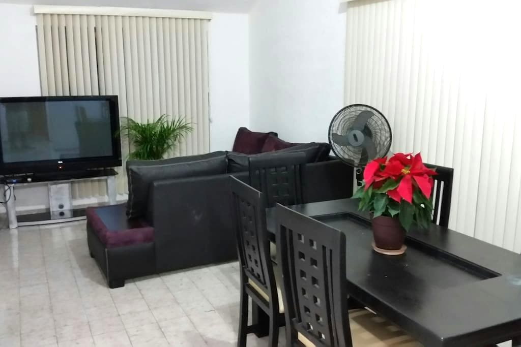 Little apartment in Cancun Downtown - Cancun - Byt