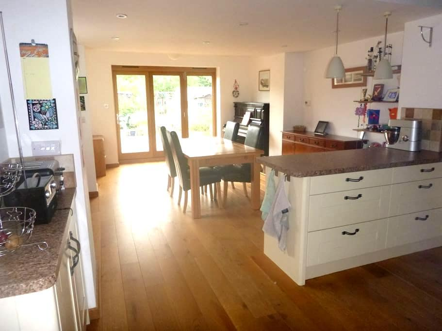 Lovely spacious house in Hope, Peak District - Hope, England, GB, Hope Valley