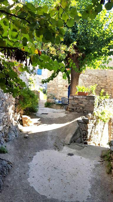 Jolie petite Maison a Vieussan - Vieussan