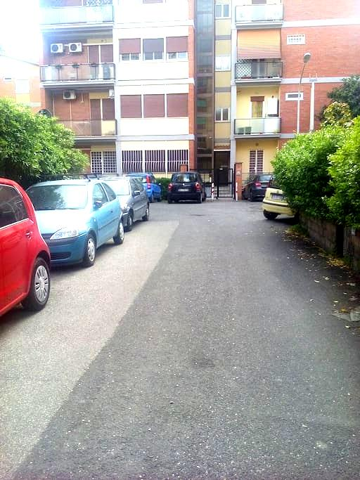 Eddyfloyd&Princess2 - Rome - Appartement
