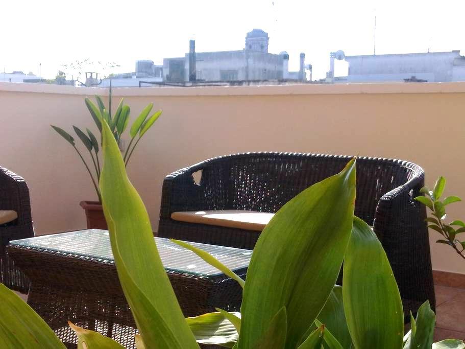 Casa La Giara con elegante terrazza - Nardò