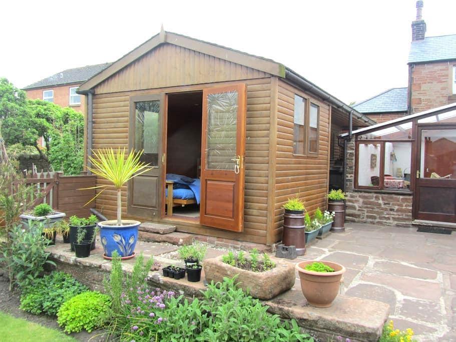 Garden Cabin in the Eden Valley - Lazonby - Bed & Breakfast