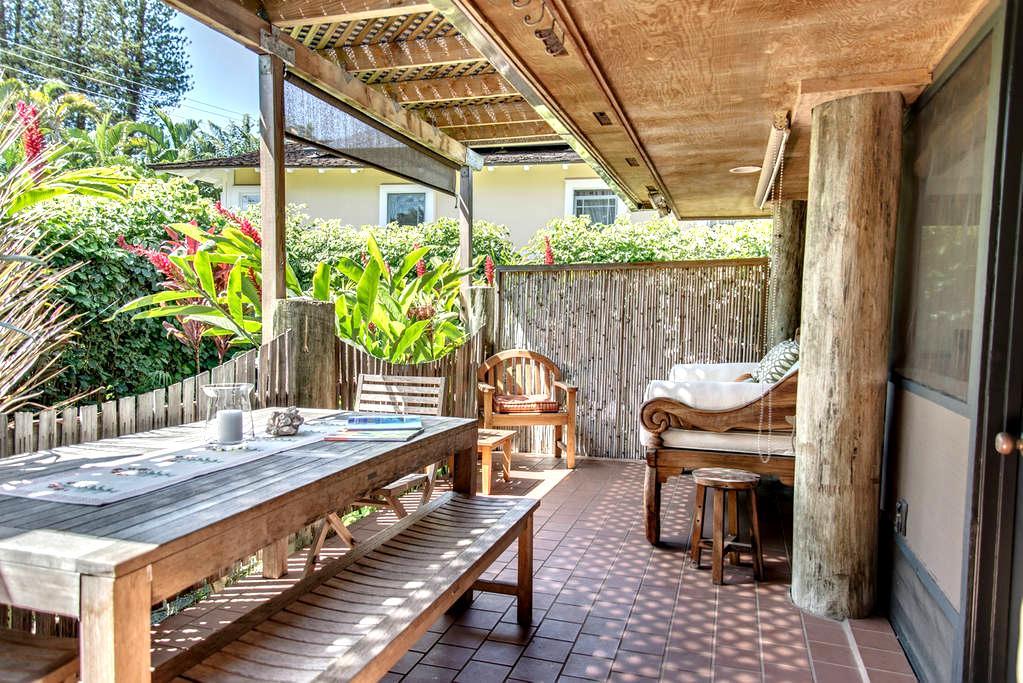 1 Bdrm Garden Cottage in Lahaina #1 - Lahaina - Leilighet