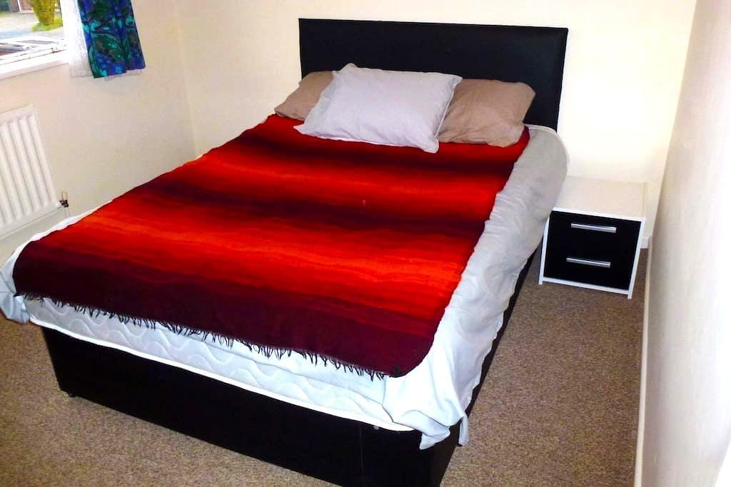 Comfortable room  near Cambridge city - Sawston - Ev