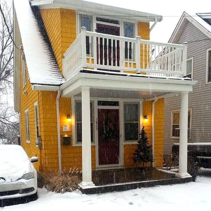 Charming Row House in Columbia Tusculum - Cincinnati
