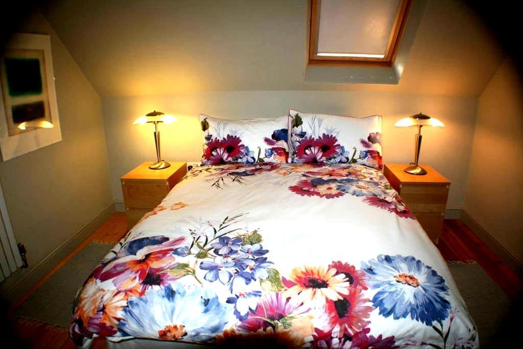 Next Door to Chatsworth - Flower Room - Baslow - Bed & Breakfast
