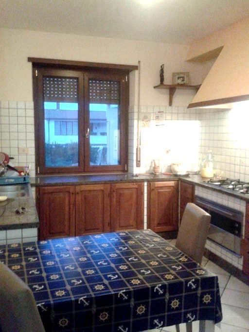 Apartment near the sea an hour from Rome - Santa Severa Nord