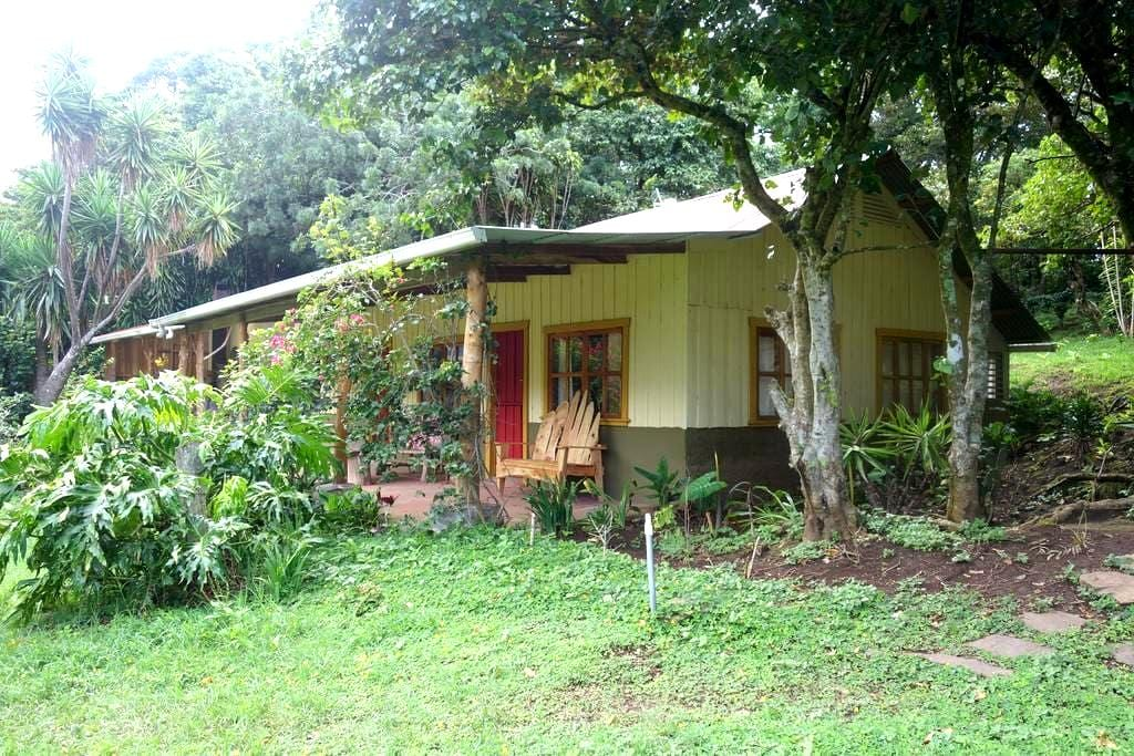 Querencia Homestead Casita - Monte Verde - House