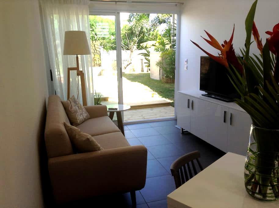 F2 côté jardin - Nouméa - Villa