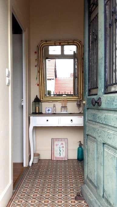 chambre privée avec salle d'eau-WC - 布爾日 - 獨棟