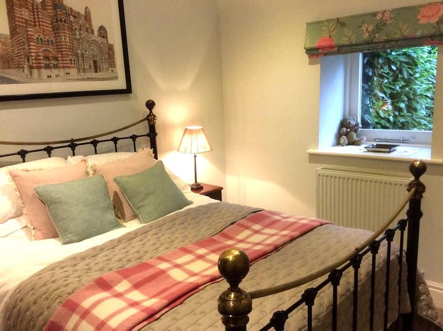 The Guest Suite, Sharow Hall Farmhouse, HG4 5BP - Ripon - Andre
