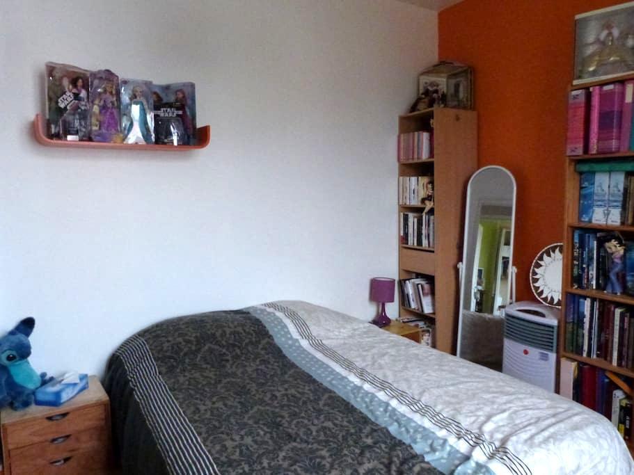 chambre avec SDB privative & accès jardin,Le Havre - Le Havre - House