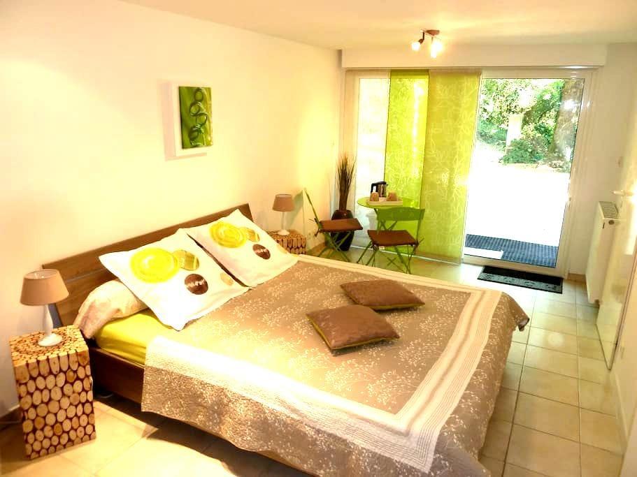 Chambre d'hôtes - Saint-Uze - Casa