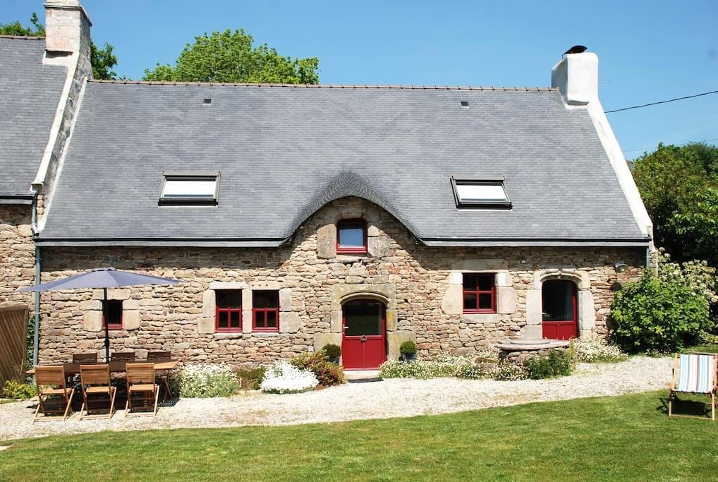 Gite de charme Ria d'Etel - Languidic - Rumah