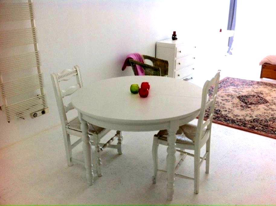 Appart 35 m2 independant ds loft - Cholet