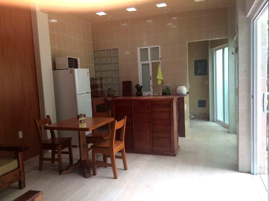 Beautiful furnished apartment - Ejido del Centro - Apto. en complejo residencial