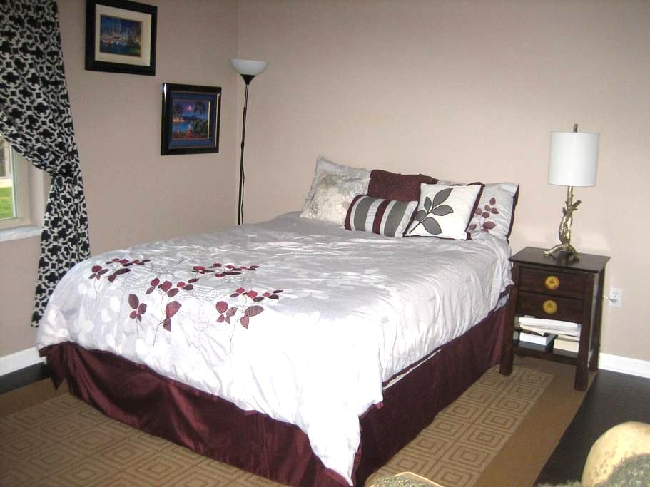 Private Bedroom downtown Verona - Verona - Condominium