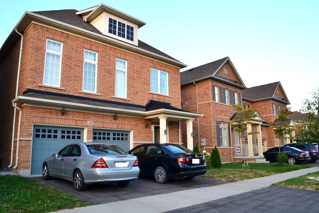 4 BEDROOM PRIVATE HOUSE FOR UPTO 10 IN MILTON - Milton - Rumah