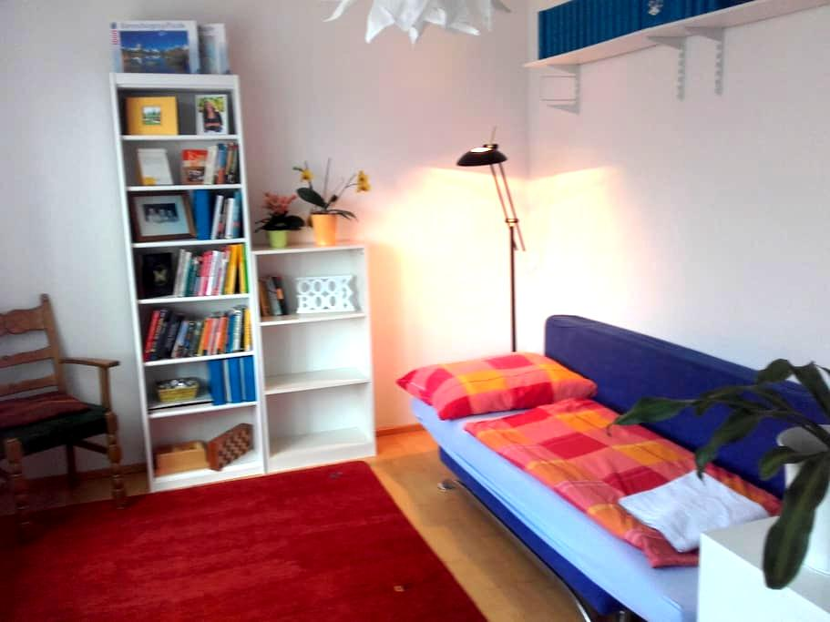 Schöne Altbauwohnung im Zentrum - 도른비른(Dornbirn) - 아파트