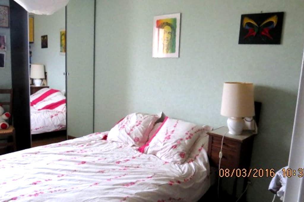 Petite chambre calme - Firminy