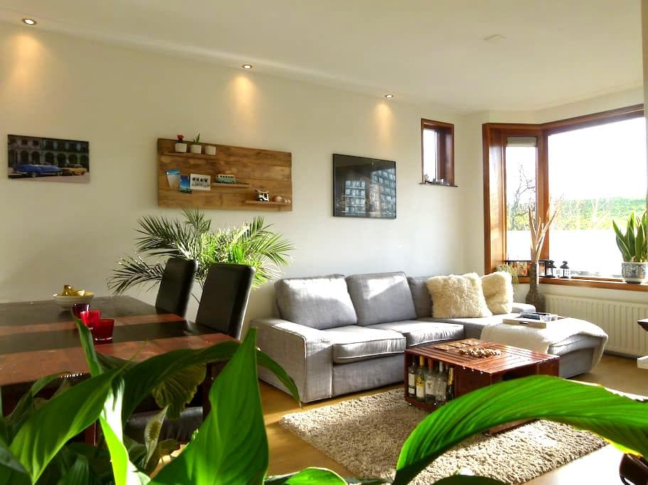 Cozy apartment with garden. - Rotterdam - Appartement