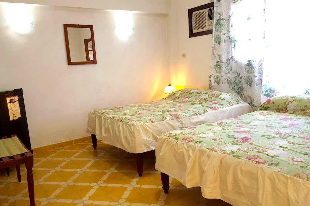 Hostal Gattorno (Room 1) - Trinidad - Szoba reggelivel