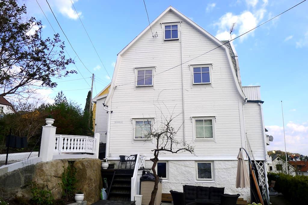 Loft-leilighet 10 min til sentrum - Bergen