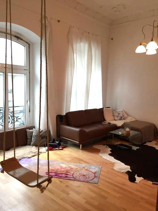 Altbauwohnung beim Luisenviertel - Wuppertal - Appartement